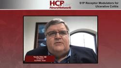 S1P Receptor Modulators for Ulcerative Colitis