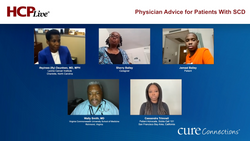Physician Advice for Patients With SCD