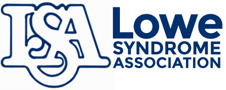 Lowe Syndrome Association logo