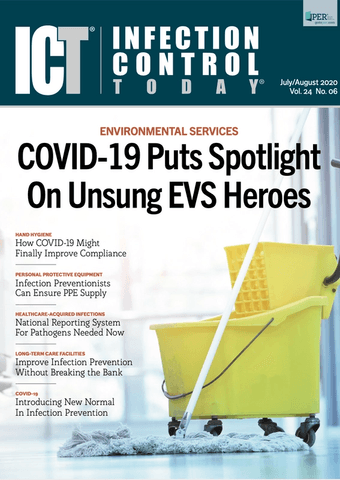 Infection Control Today, July/August 2020 (Vol. 24 No. 06)