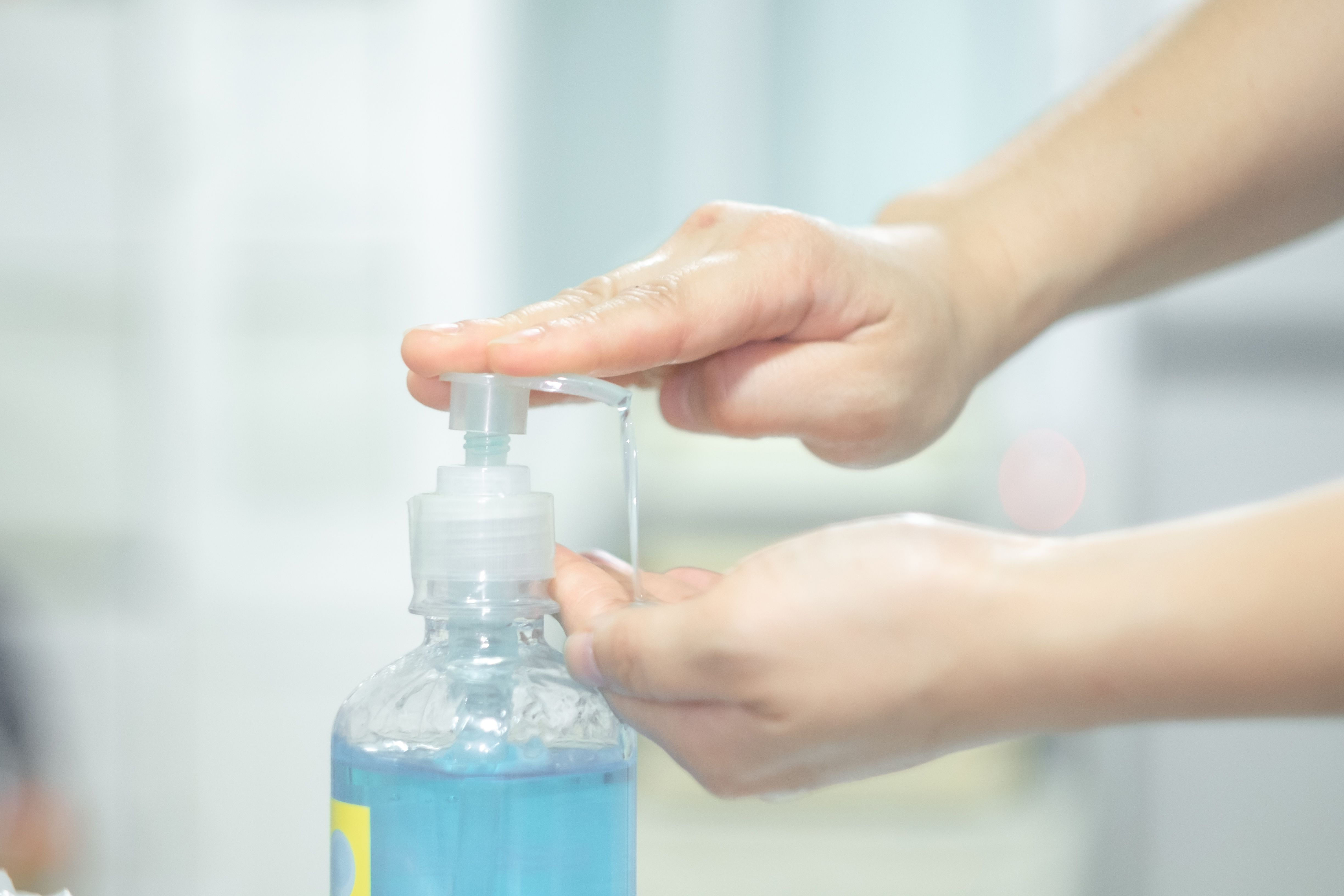 New Dirt on Hand Sanitizers Muddies Claims About Effectiveness