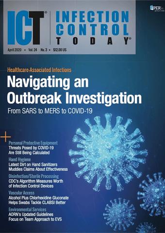 Infection Control Today April (Vol. 24 No 3)