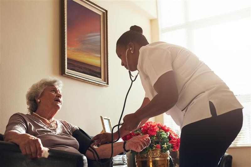 When COVID-19 Knocks on Nursing Homes' Doors, Systemic Problems Welcome It