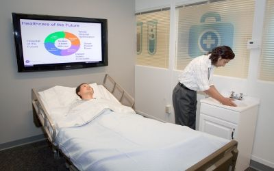 Smart Bed Technology Healthcare