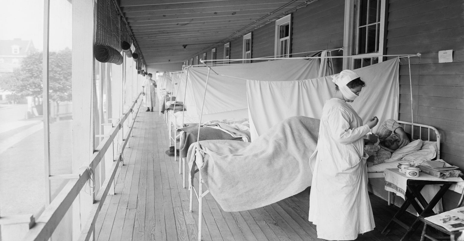 100 Years after the Spanish Flu: Lessons Learned and Challenges for the  Future