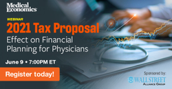 Upcoming free webinar: Navigating 2021 tax proposals with financial planning tips