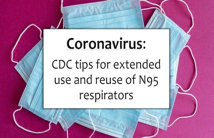coronavirus respirators