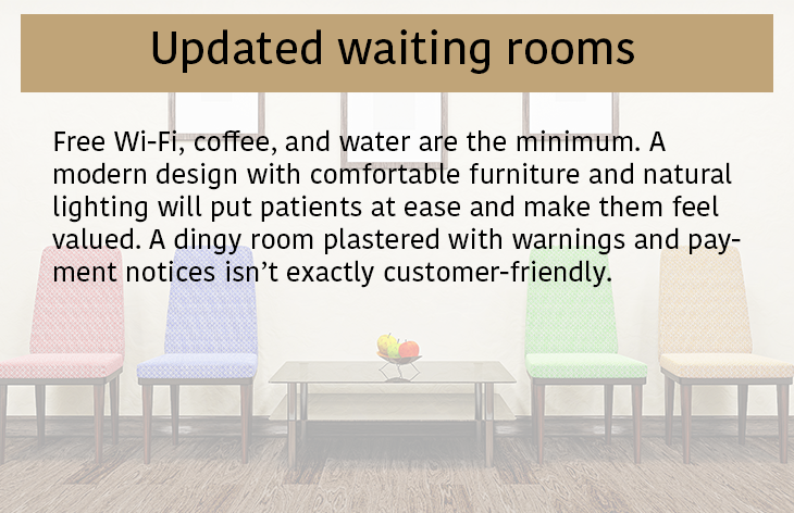 Updated Waiting Rooms