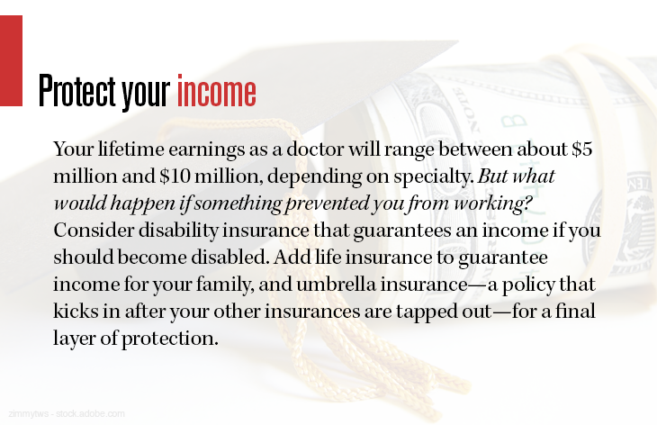 Protect your income