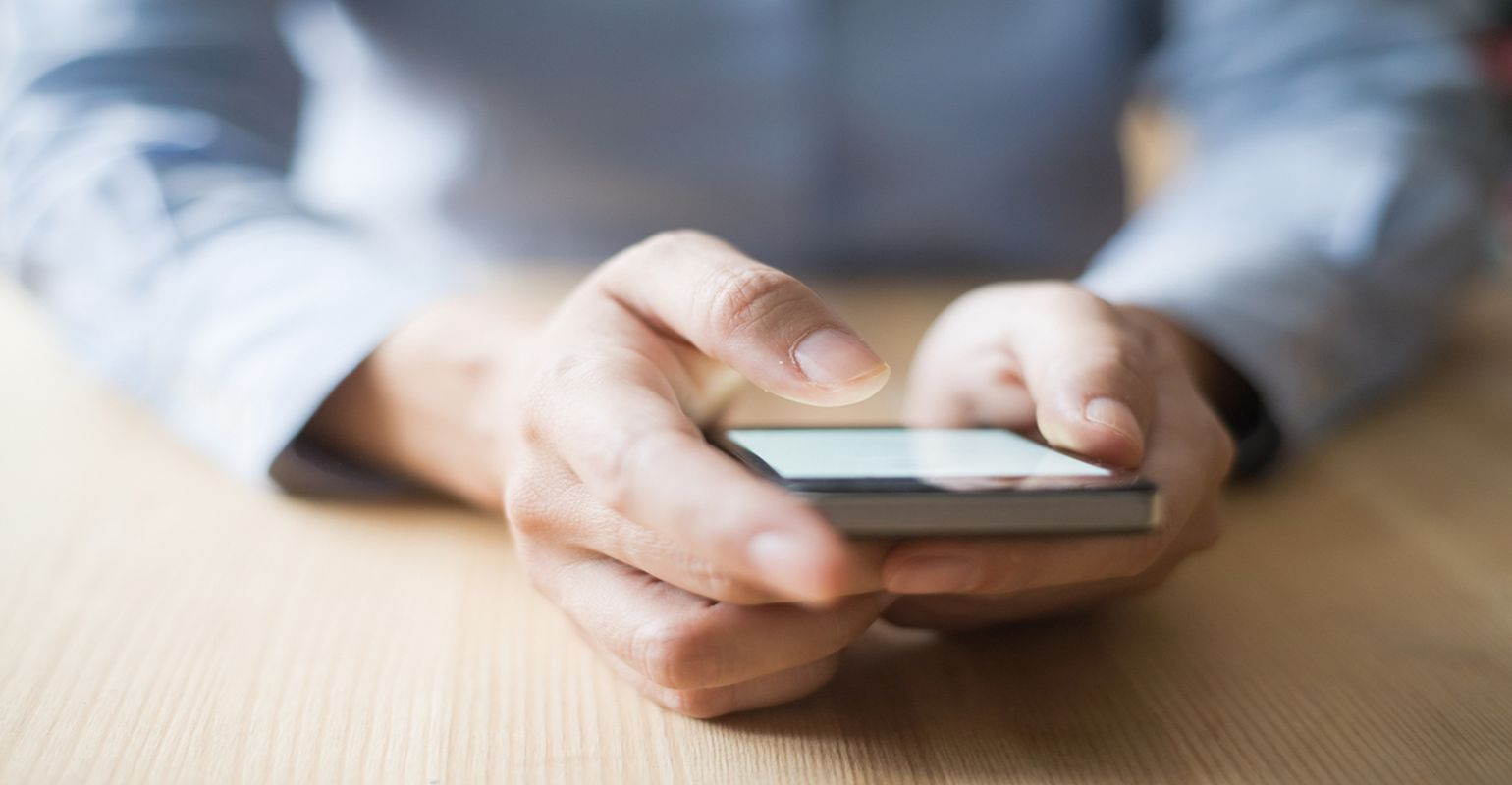 The benefits of texting with patients