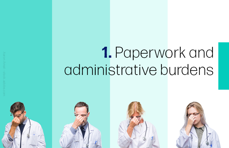 Paperwork and administrative burdens