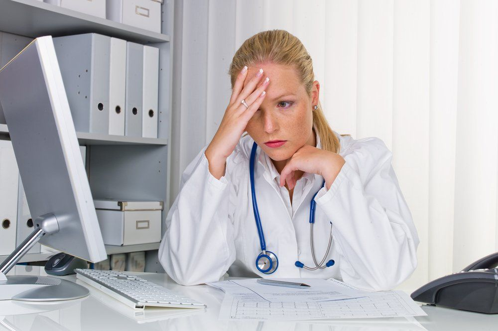What's ruining medicine for physicians: Rising staff and overhead costs
