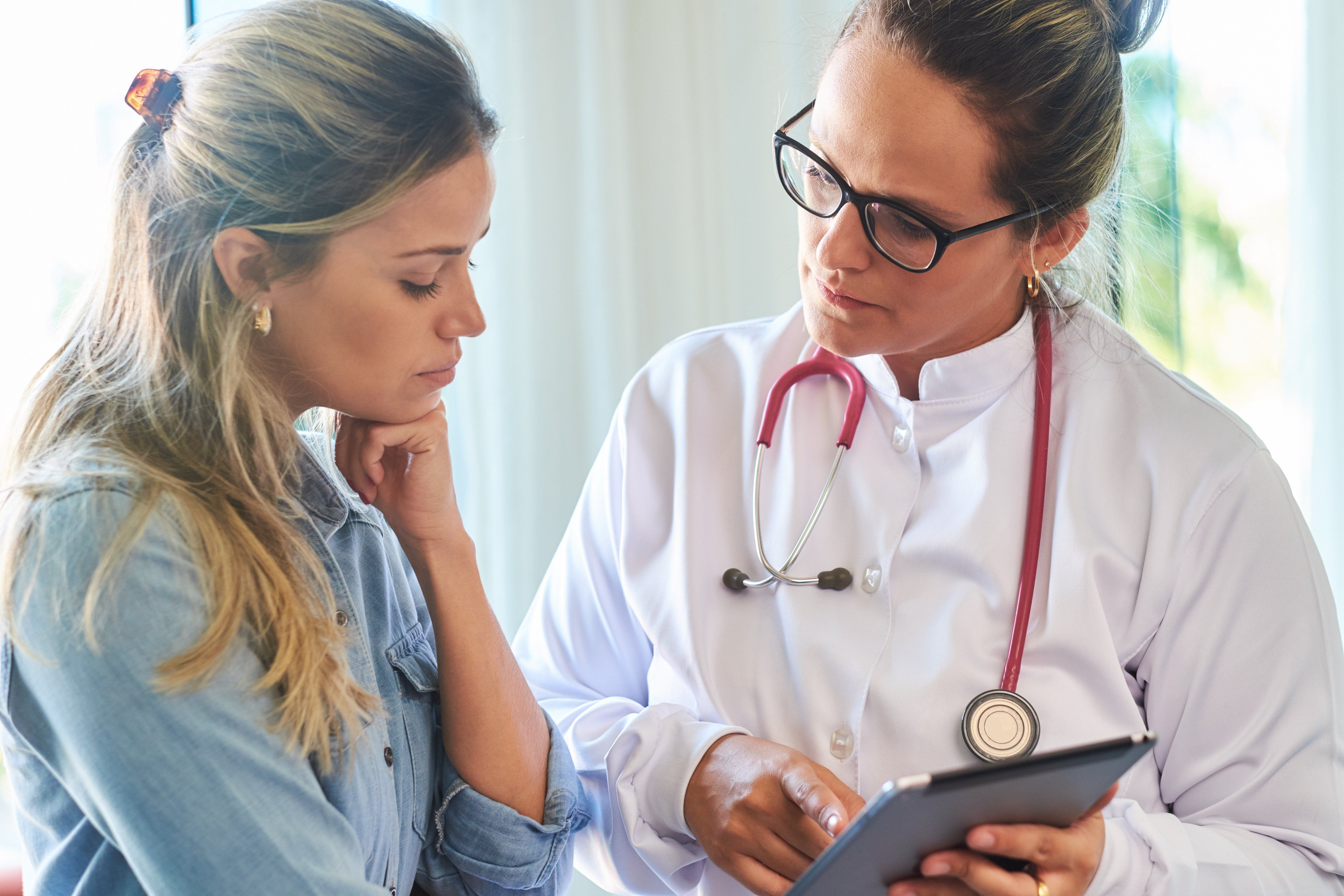Talk to your patients about screening versus monitoring diagnostic tests