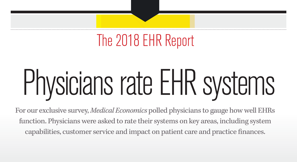 2018 EHR Report Card