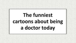 The funniest cartoons about being a doctor today