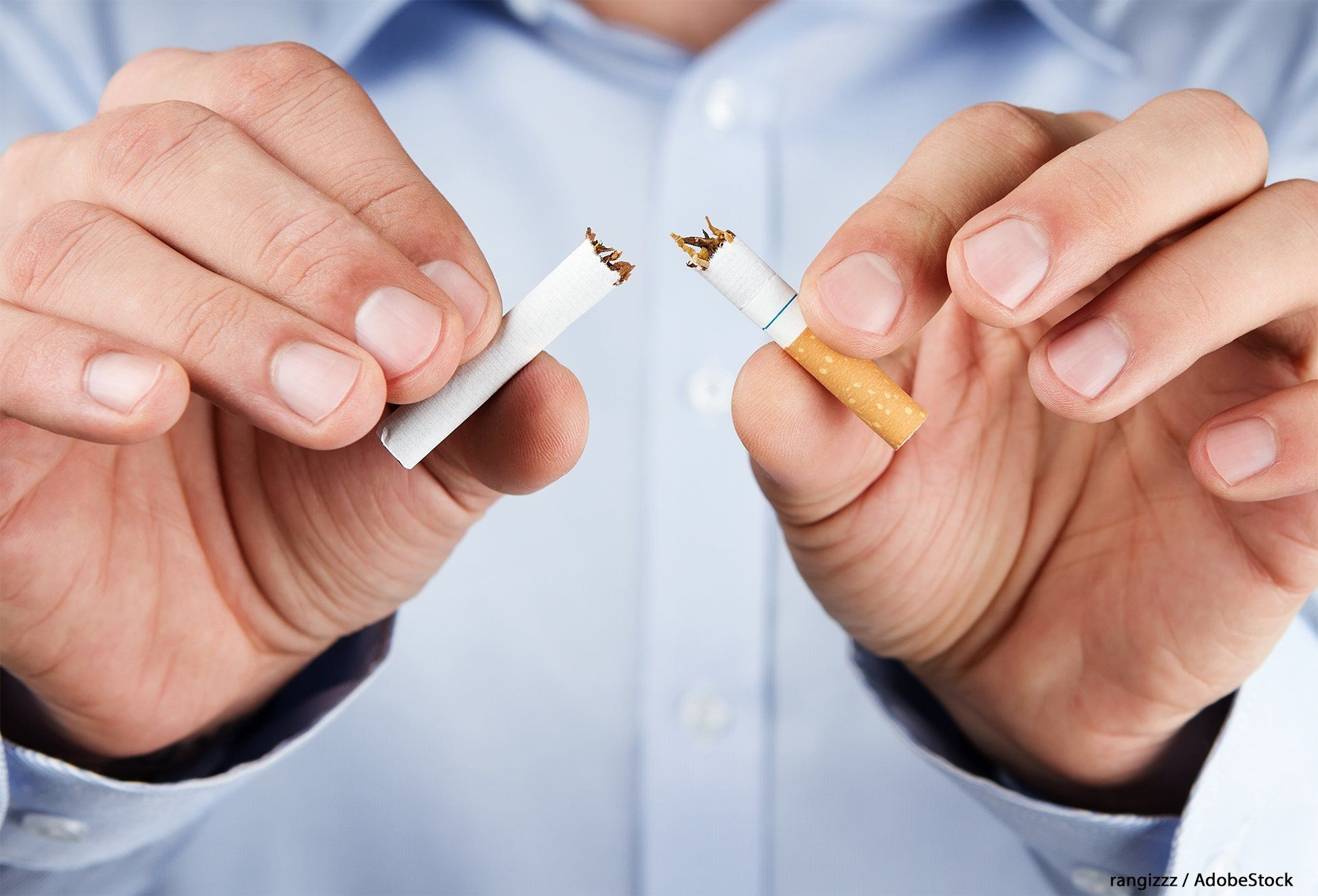 How to get  patients to stop smoking