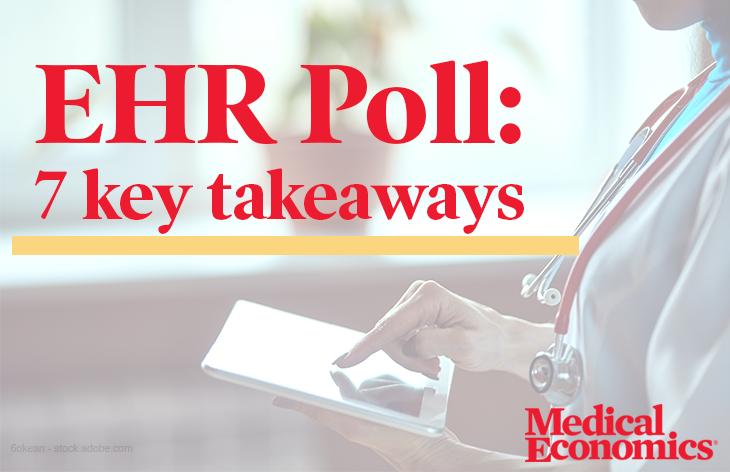 EHR poll: 7 key takeaways
