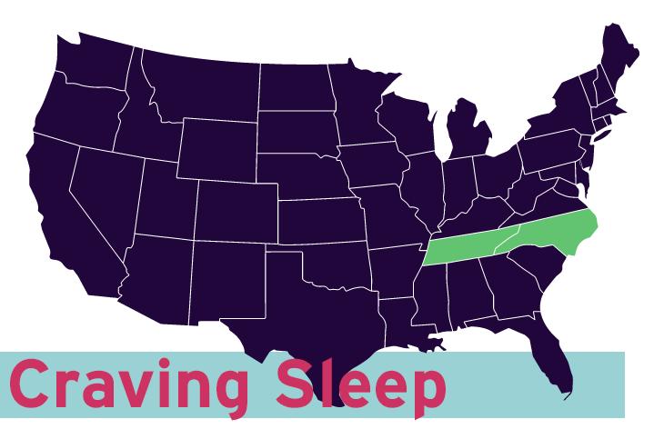 Craving sleep