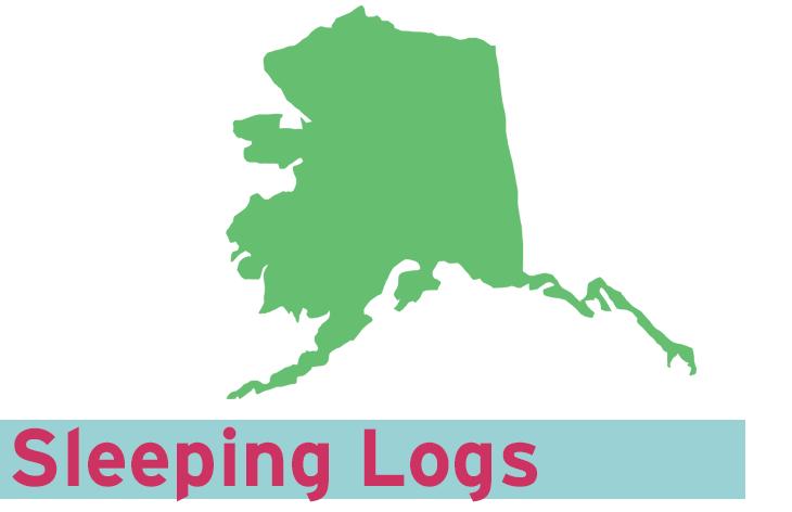 Sleeping logs