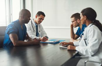 Recruiting and retaining young physicians