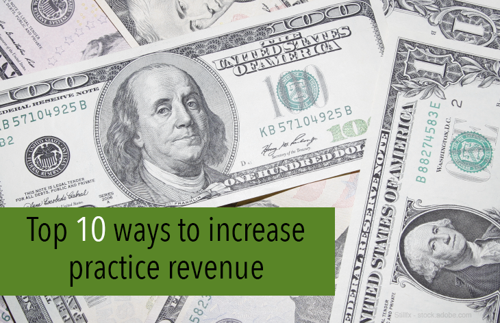 10 tips to increase revenue