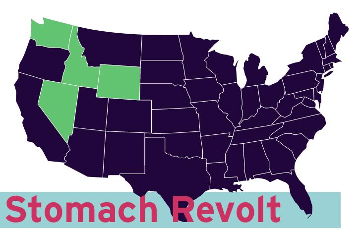 Stomach Revolt