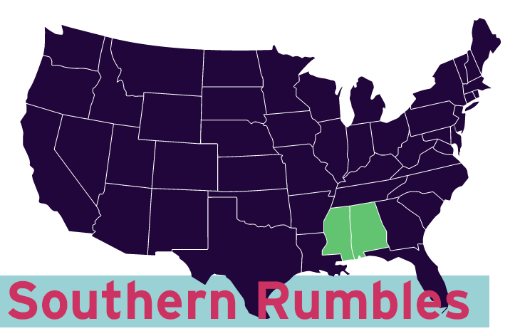 Southern Rumbles