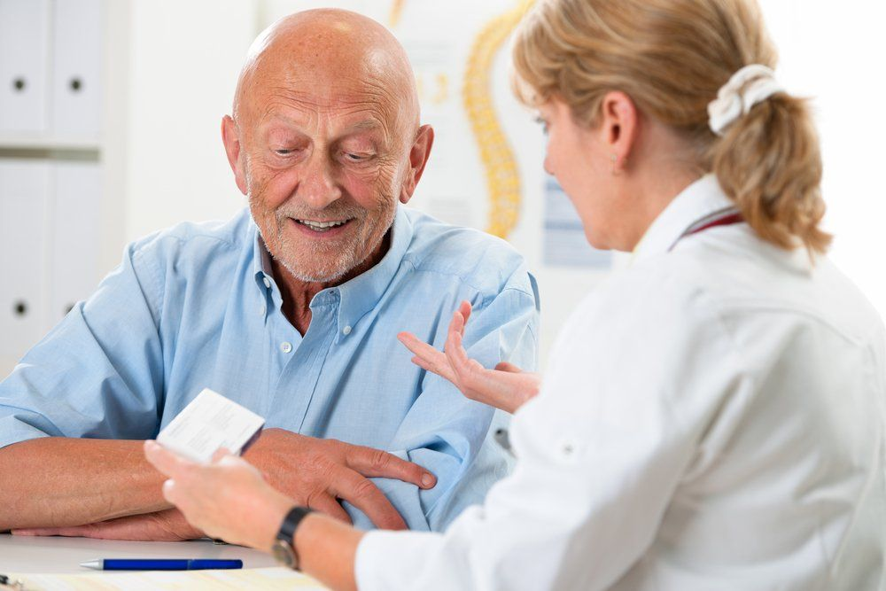 Physicians need more time with older chronic condition patients
