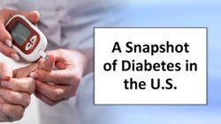 A Snapshot of Diabetes in the U.S.