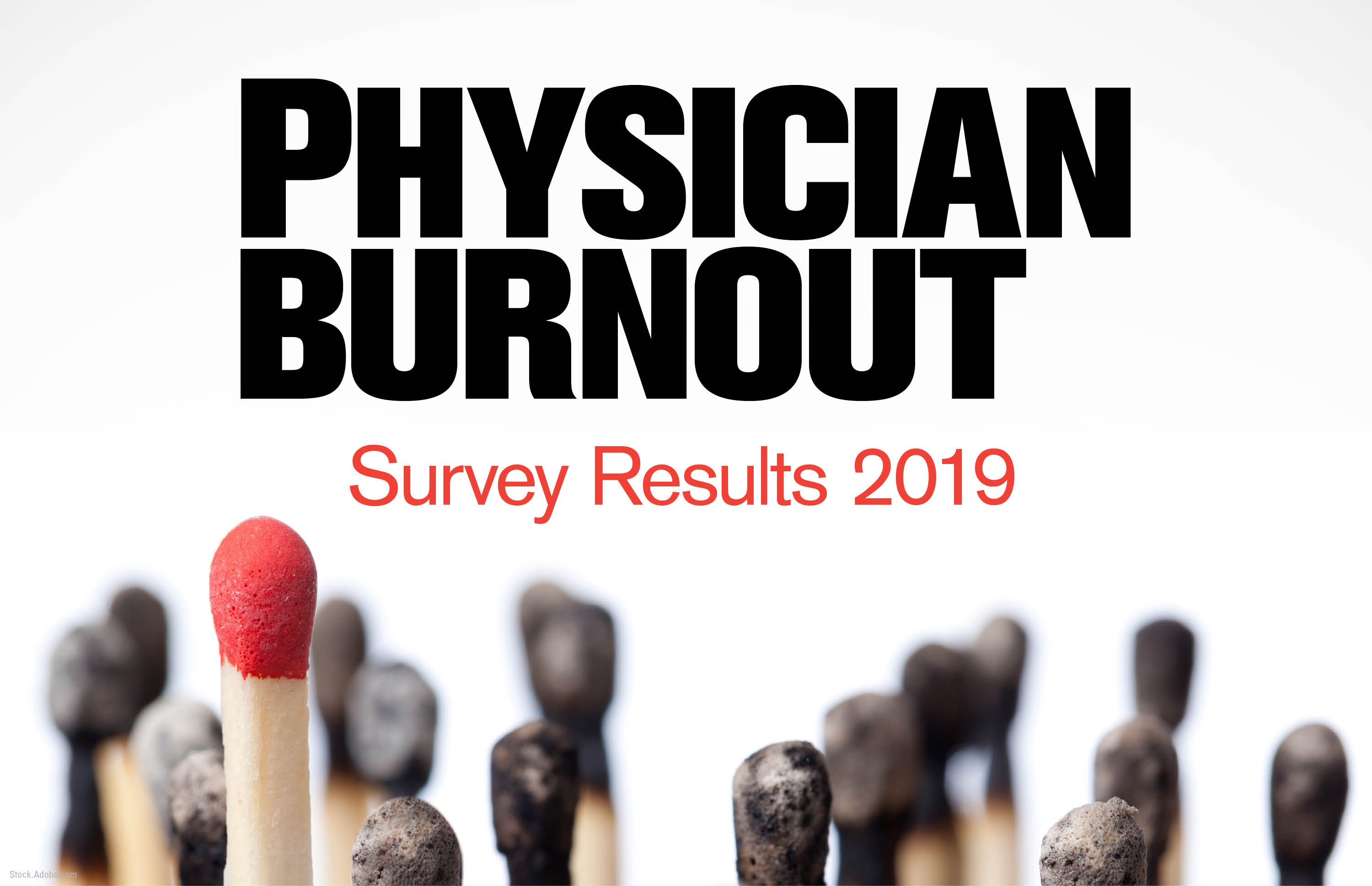 2019 Physician Burnout Survey: Results show growing crisis in medicine