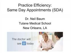 How to make same-day appointments work for your practice