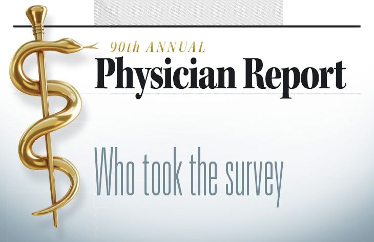 90th annual Physician Report: Who took our survey