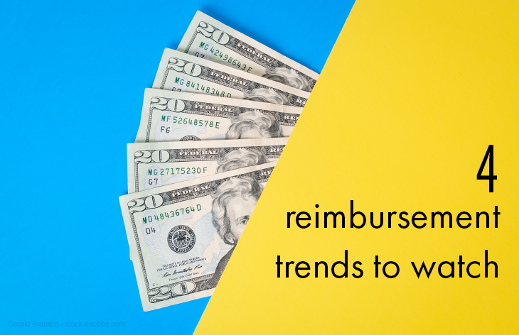 Reimbursement trends