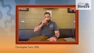 After Hours: Beer Brewing Veterinarian