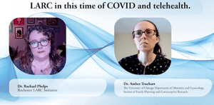 Deep Dive: Deep Dive Into LARC in the Time of COVID and Telehealth
