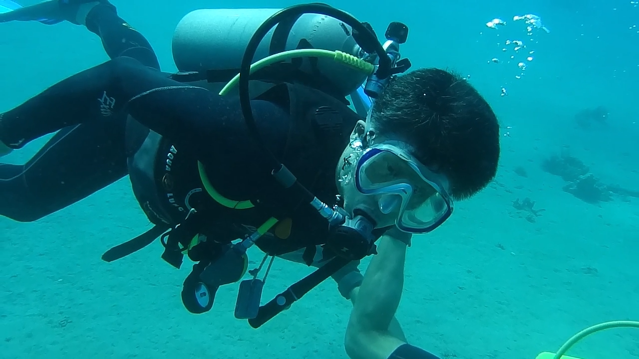 After Hours: Scuba Diving Oncologist