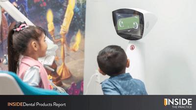 Inside the Practice: Inside ABC Kids Dental Group's Robot for Children