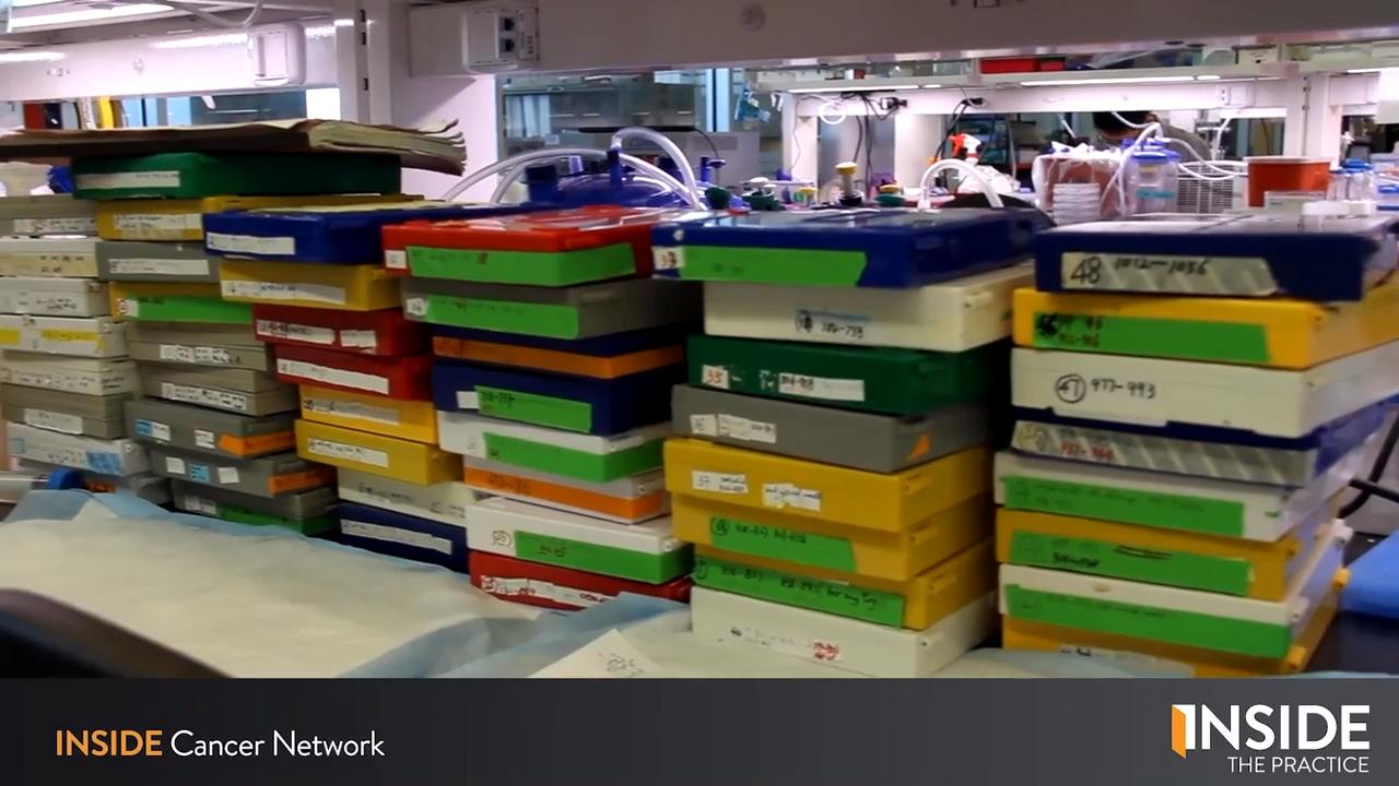 Inside the Practice: Inside the Brain Tumor Center at Siteman