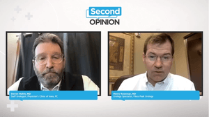 Second Opinion: When the Doctor Becomes the Patient