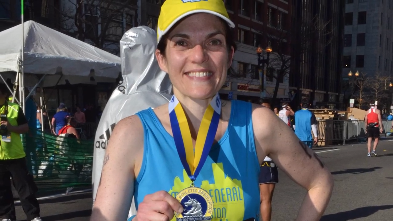 After Hours: Marathon Running Oncologist