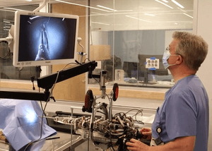 Inside the Practice: Inside Surgical Robots