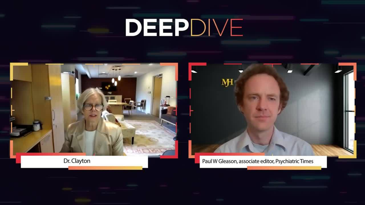 Deep Dive: Deep Dive Into Maternal Mental Health