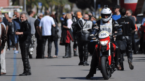 After Hours: Motorcycle Riding Oncologist