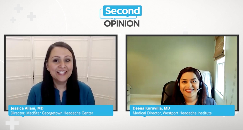 Second Opinion: Managing Migraine: Pregnancy, Pain, Stigma