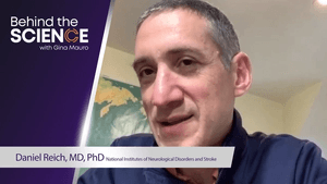Behind the Science: Behind Science & Research in MS