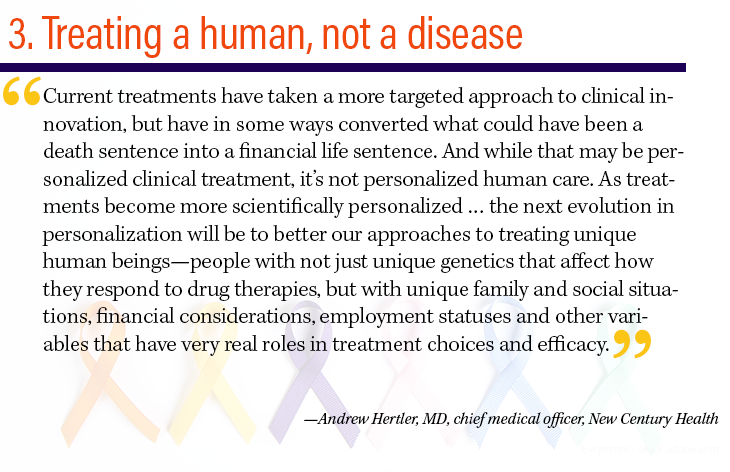 3. Treating a human, not a disease