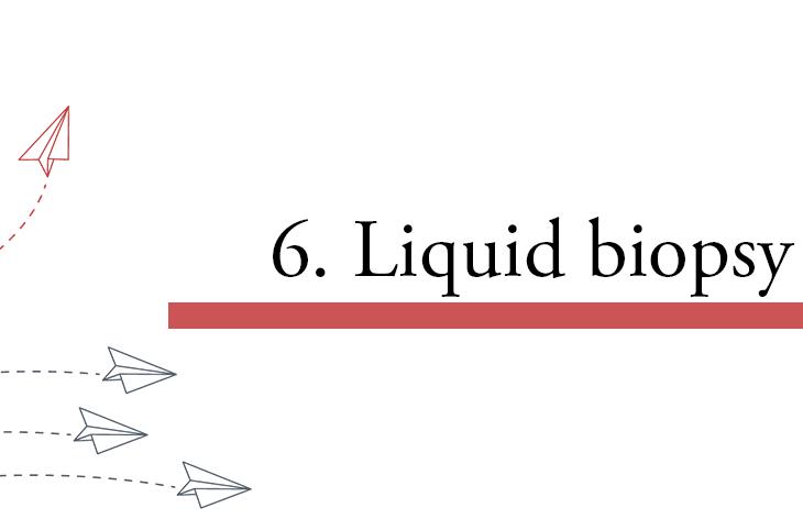 Liquid biopsy technologies