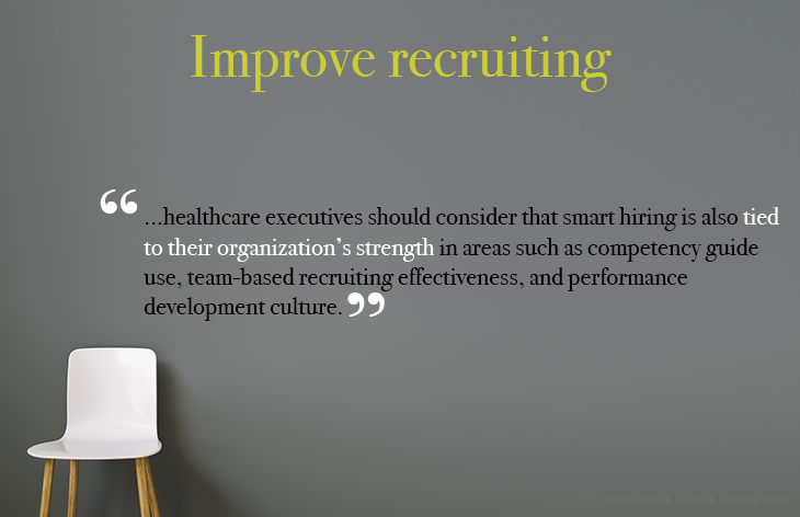 Improve recruiting
