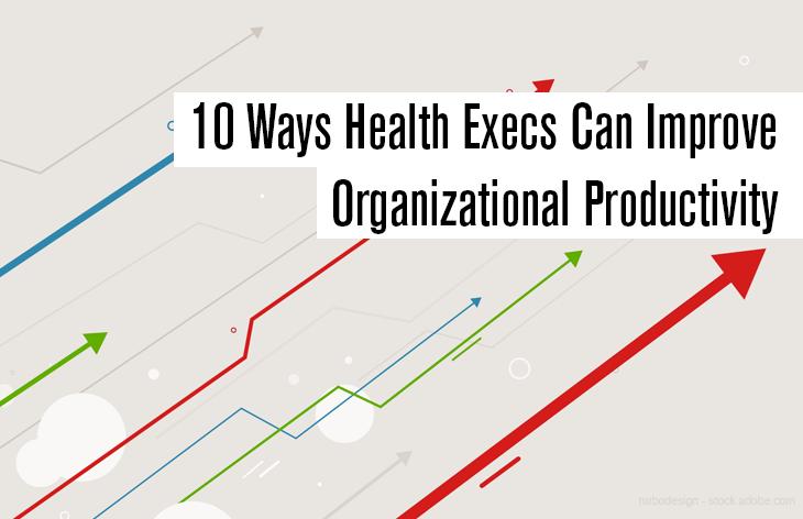 Organizational Productivity