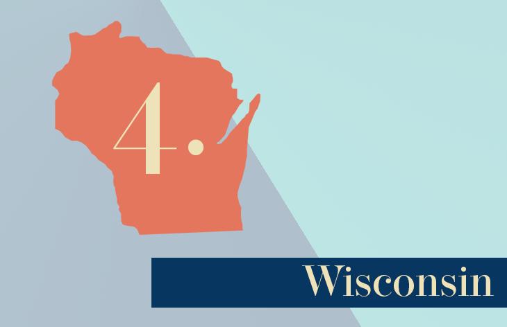 4 Wisconsin